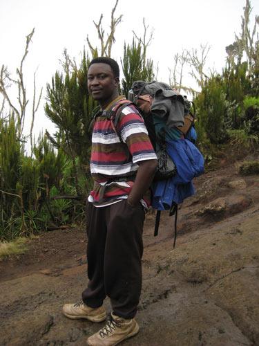 Godfrey, Kili porter